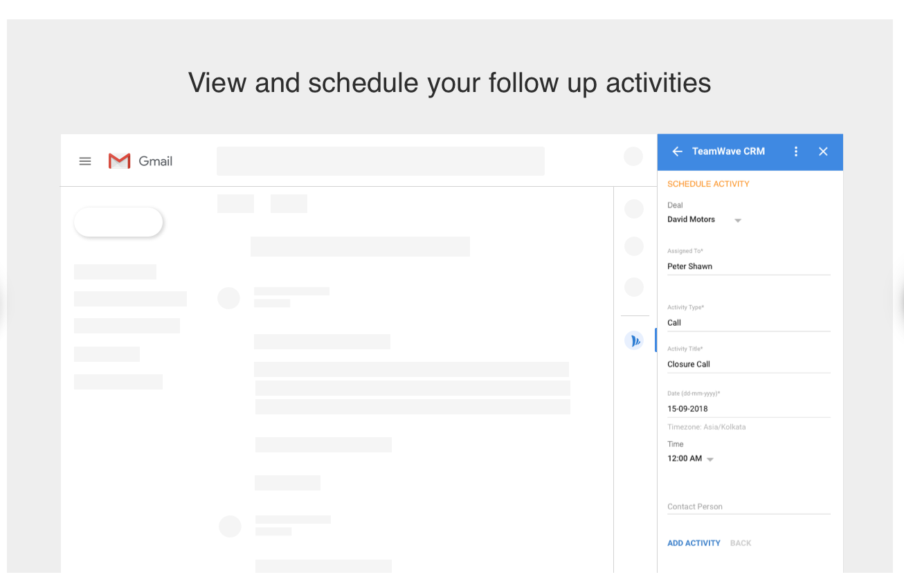 The Best CRM for Gmail