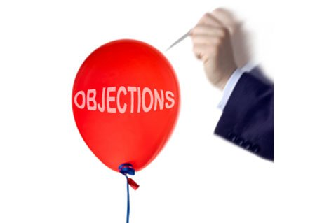 "Handling Sales Objections: What to do When They Say ""NO"""