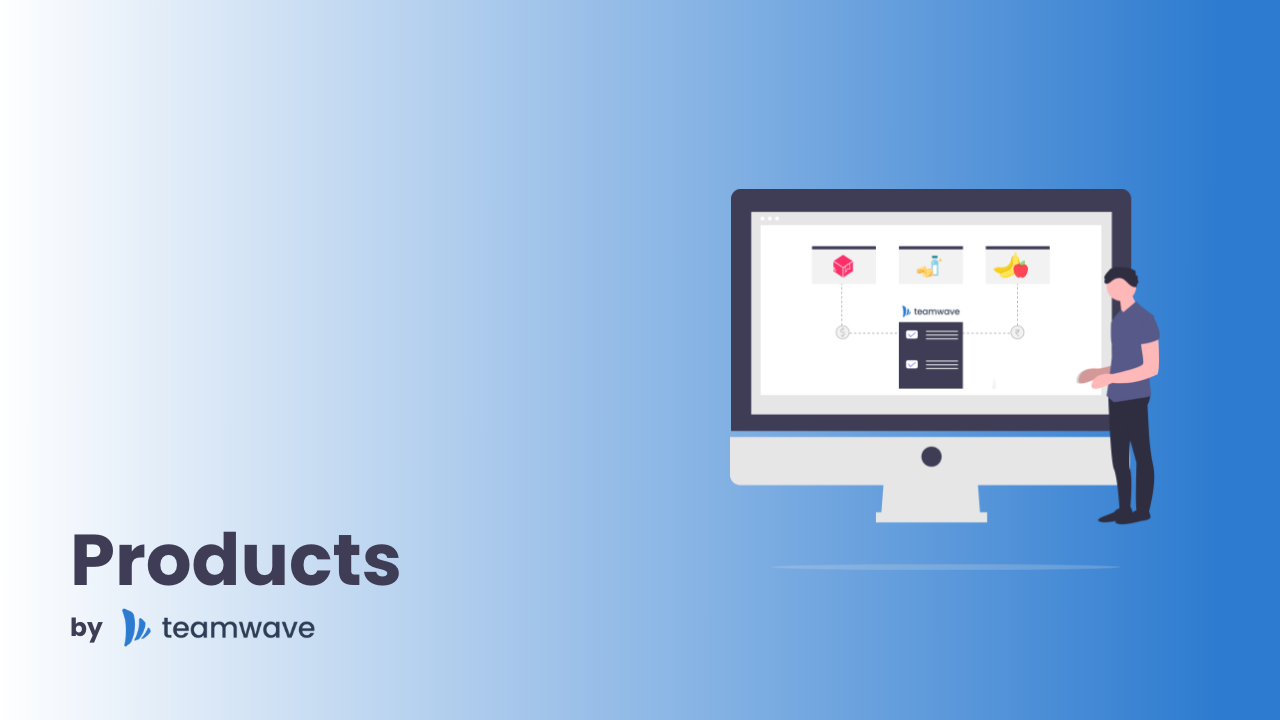 Introducing Products Feature