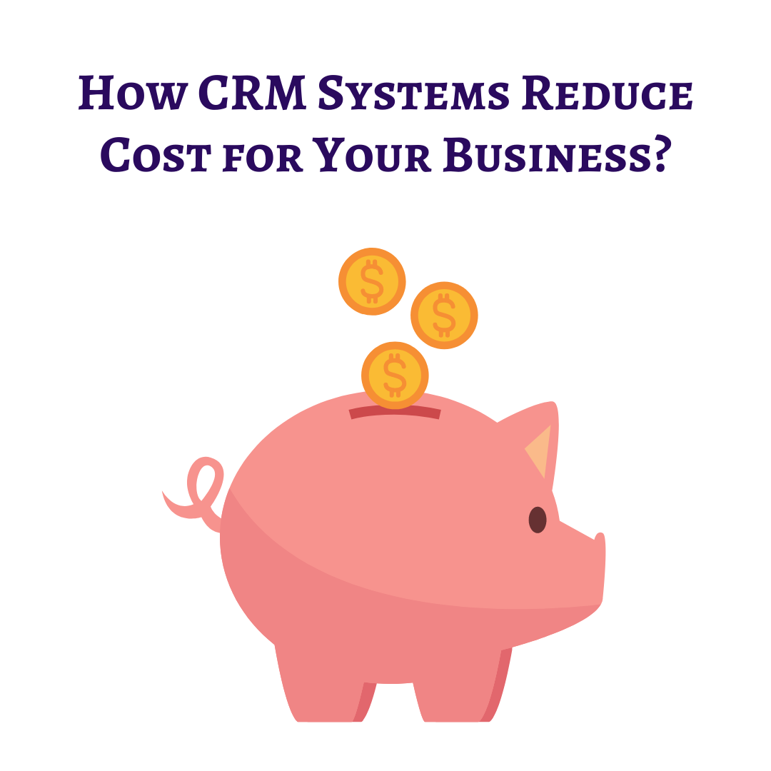 How CRM Systems Reduce Cost for Your Business?