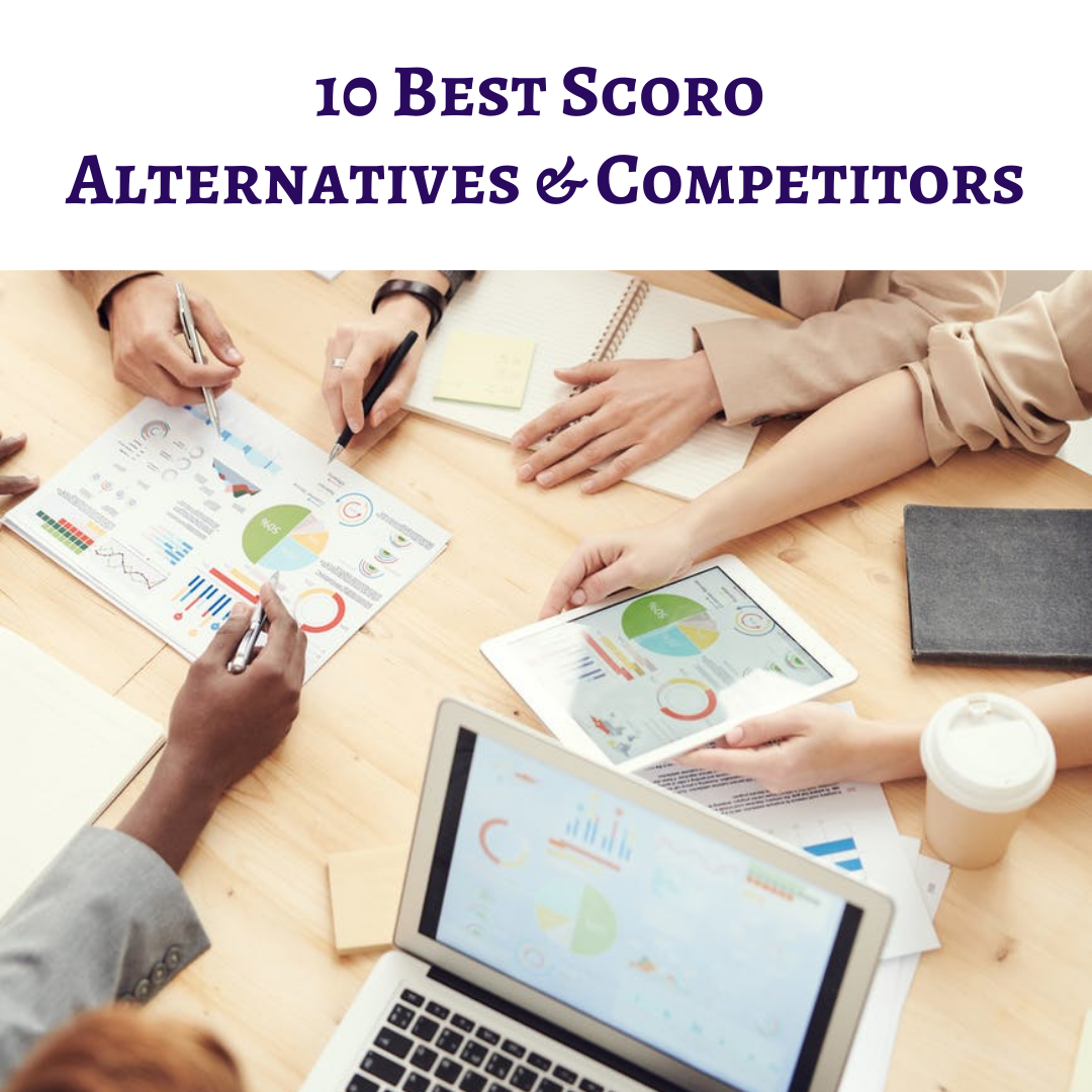 10 Best Scoro Alternatives & Competitors (Based on Customer Reviews)