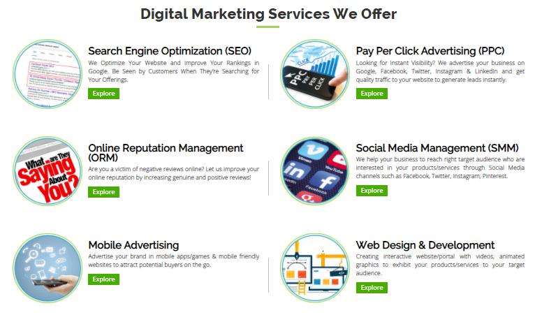 Ralecon: Leading digital marketing company in Bangalore
