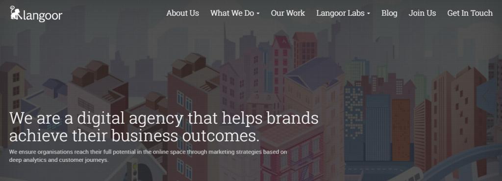 Langoor: Best digital marketing agency