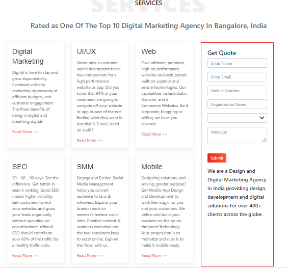 Brandstory - Digital marketing agency in Bangalore