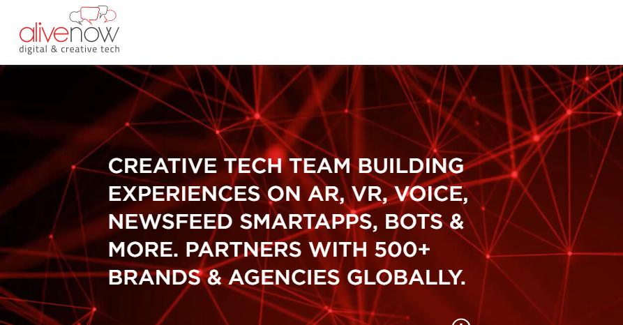 Alivenow: Digital Marketing and Creative Tech Agency