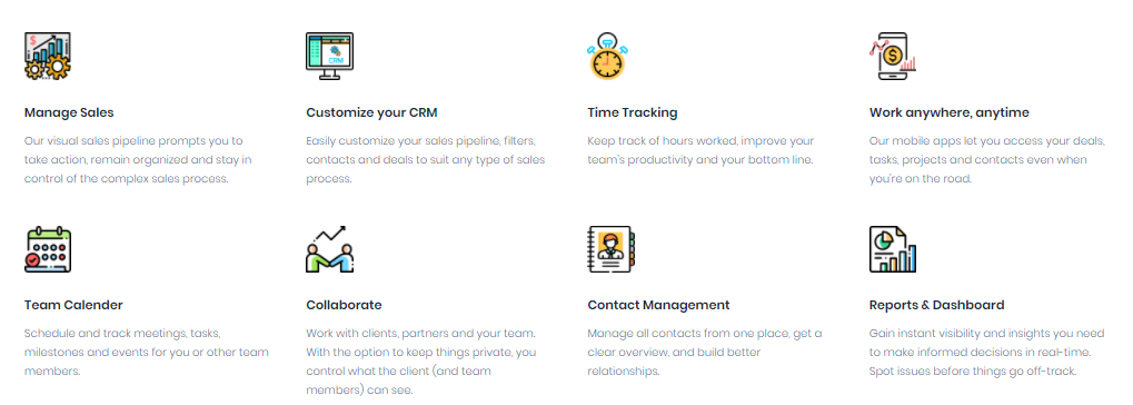 TeamWave - Best CRM, Project Management and HRM Software