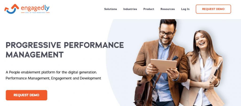 Engagedly: Employee Performance Management