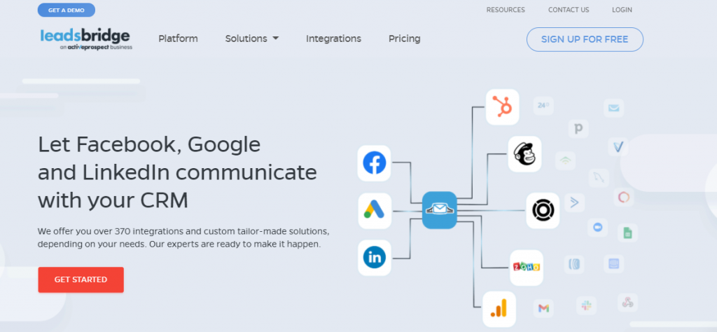 LeadsBridge - Integration Platform