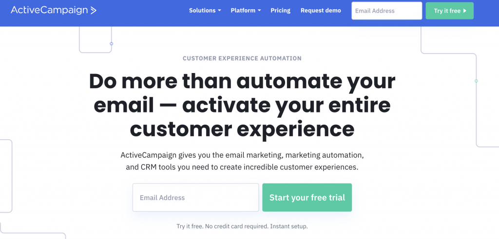 ActiveCampaign White Label Marketing Automation Software
