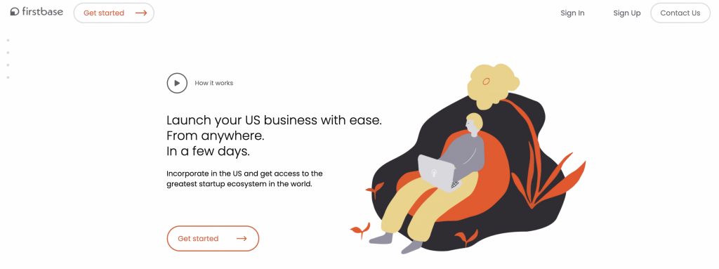 Firstbase.io: Easily launch your business in US from anywhere