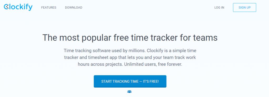 Clockify - Work Hours Tracker