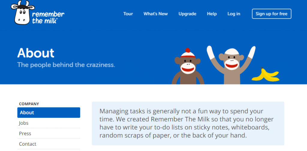 Remember the Milk - Online To-Do List and Task Manager