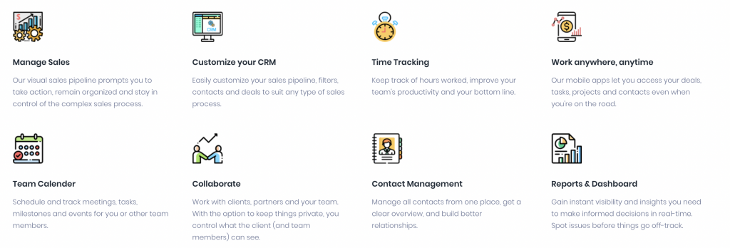 TeamWave CRM: Powerful, easy to use, and super affordable