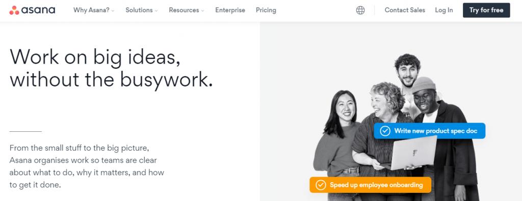 Asana - Work Management Software